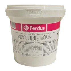 Tyre mounting paste, white, 1000ml